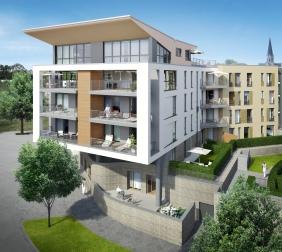 Port PHOENIX, Port 13 | Visualisierung: Interboden Innovative Lebenswelten GmbH & Co. KG