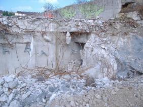 Fundamente auf PHOENIX Ost, 2009 | Bildrechte: nickneuwald