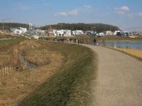 Das Südufer im Frühjahr 2013 | Bildrechte: nickneuwald