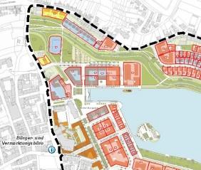 Das Hafenquartier | Quelle: PHOENIX See Entwicklungsgesellschaft