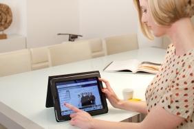 Animus ist für Comuter, Smartphone und Tablet verfügbar | Bildrechte: INTERBODEN Gruppe