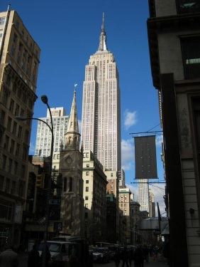 Empire State Building, NYC | Bildrechte: nickneuwald