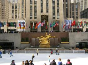Rockefeller Center, NYC | Bildrechte: nickneuwald