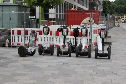 Segways am PHOENIX See | Bildrechte: nickneuwald