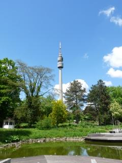 Westfalenpark im Mai 2013 | Quelle: Jsporysz | Wikimedia Commons