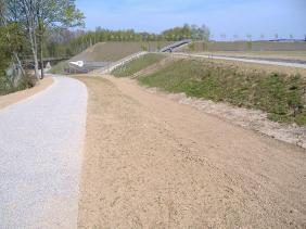 Der PHOENIX Park im April 2011 | Bildrechte: nickneuwald