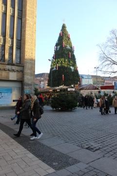 Impressionen vom 115. Dortmunder Weihnachtsmarkt   Bildrechte: nickneuwald