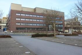 Neubau Fakultät Chemie/Physik der TU, Campus Nord | Bildrechte: nickneuwald