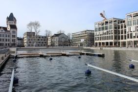 Hafenquartier im Februar 2014 | Bildrechte: nickneuwald