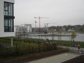 Hafenquartier im November 2012 | Bildrechte: nickneuwald