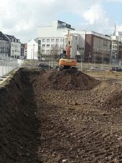 Port PHOENIX - Wohnen am Kai, erster Bauabschnitt | Bildrechte: INTERBODEN Innovative Lebenswelten GmbH & Co. KG