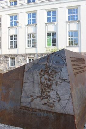 Infopoint an der Faßstraße | Bildrechte: nickneuwald