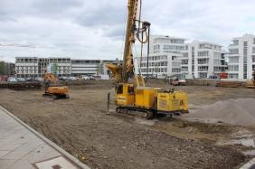 Port PHOENIX - Baufeld 1 | 6. April 2014 | Bildrechte: nickneuwald