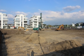 Port PHOENIX, Baufeld 1 | Bildrechte: nickneuwald