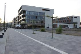 S.E.A.House, Hafenpromenade | Bildrechte: nickneuwald