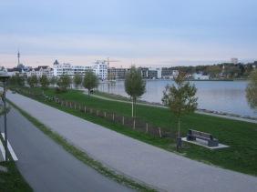 Südufer im Oktober 2013   Bildrechte: nickneuwald