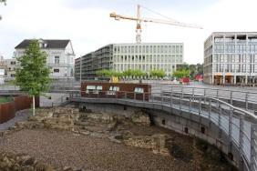 1. Bauabschnitt Dock 1, Mai 2014 | Bildrechte: nickneuwald