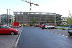 2. Bauabschnitt Dock 1, Mai 2014 | Bildrechte: nickneuwald