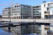 Wohn- und Geschäftshaus RIVA 1 | Bildrechte: nickneuwald