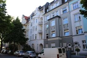 Altbauten im Kreuzviertel | Bildrechte: nickneuwald