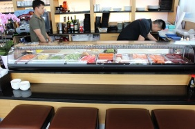 Best Friends Sushi am PHOENIX See | Bildrechte: nickneuwald