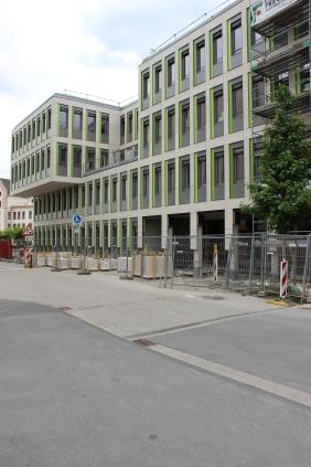 Dock 1, erster Bauabschnitt   13. Juni 2014   Bildrechte: nickneuwald