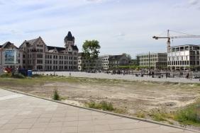 Baufeld Kontor am Kai | Bildrechte: nickneuwald