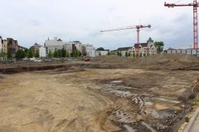 Baufelder 2 & 3, 5. Juli 2014 | Bildrechte: nickneuwald