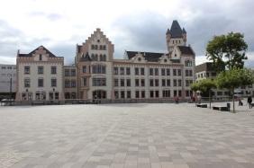 Hafenquartier im August 2014 | Bildrechte: nickneuwald
