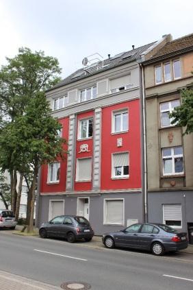 sanierte Altbauten Am Remberg | Bildrechte: nickneuwald