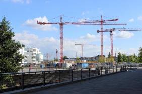 Baufelder Port PHOENIX & Kranballett | Bildrechte: nickneuwald