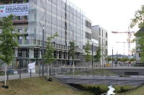 Dock 1, zweiter Bauabschnitt | Bildrechte: nickneuwald