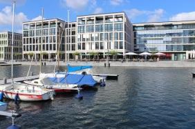 Hafenquartier des Dortmunder PHOENIX Sees | Bildrechte: nickneuwald