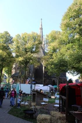 mittelalterlicher Markt, Friedrich-Ebert-Platz | Bildrechte: nickneuwald