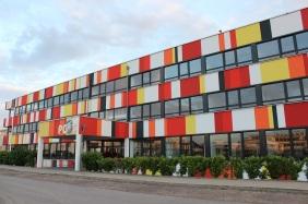 Privatgymnasium Stadtkrone-Ost | Bildrechte: nickneuwald
