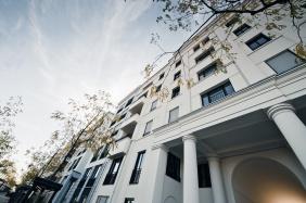 le flair überzeugt mit facettenreicher Architektur | Bildrechte: INTERBODEN Gruppe