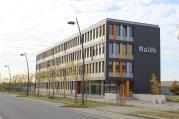Hauptverwaltung der Raith GmbH, Konrad-Adenauer-Allee 8   Bildrechte: nickneuwald