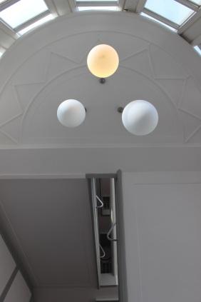 Treppenhaus der Vorburg | Bildrechte: nickneuwald