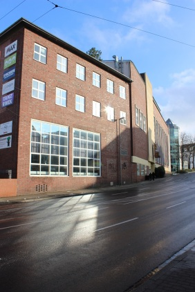 ehemaliges Sudhaus Stifts-Brauerei | Bildrechte: nickneuwald