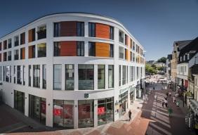 CITY GATE, Siegburg | Bildrechte: INTERBODEN Innovative Lebenswelten GmbH & Co. KG