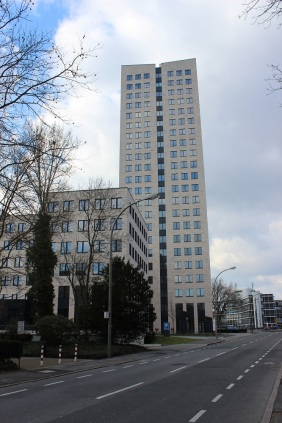 WestfalenTower Dortmund | Bildrechte: nickneuwald
