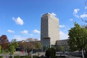 Hauptverwaltung der Volkswohl-Bund Versicherung | Bildrechte: nickneuwald