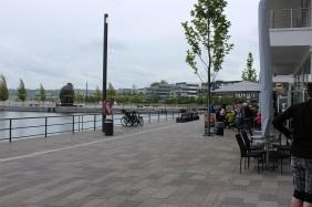 Hafenquartier, Juni 2015   Bildrechte: nickneuwald