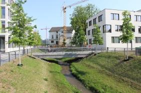 Hörder Bach am Dortmunder PHOENIX See   Bildrechte: nickneuwald