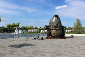Kulturinsel am Dortmunder PHOENIX See | Bildrechte: nickneuwald