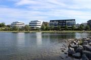 Grün- und Freiflächen am Südufer des Dortmunder PHOENIX Sees | Bildrechte: nickneuwald