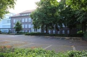 Verwaltung ThyssenKrupp Industrial Solutions, Friedrich-Uhde-Straße | Bildrechte: nickneuwald