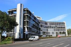Verwaltung ThyssenKrupp Uhde Chlorine Engineers, Vosskuhle | Bildrechte: nickneuwald