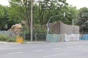 ehemaliger Hochbunker an der Faßstraße | Bildrechte: nickneuwald
