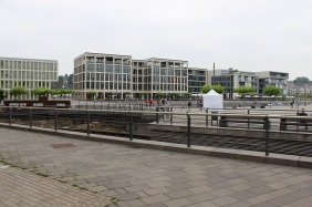 Hafenquartier, August 2015 | Bildrechte: nickneuwald